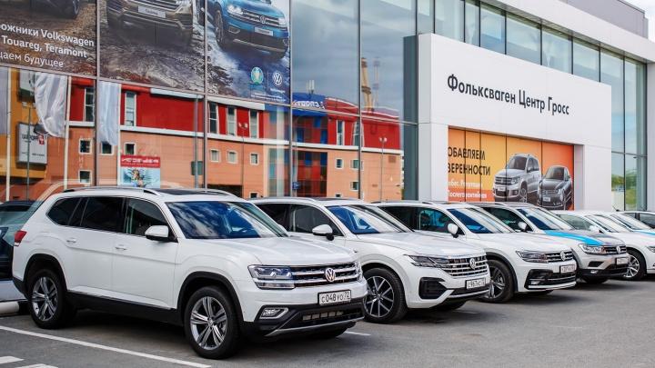 «Осторожно, вызывают привыкание»: внедорожники Volkswagen, которые покорили тюменцев