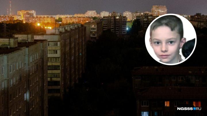 В Омске нашли 13-летнего мальчика, который сказал, что пойдёт на Иртыш жить в шалаше