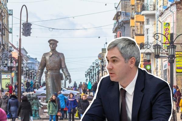 «Наша задача сделать так, чтобы доходы граждан росли быстрее, чем инфляция», — сказал Дмитрий Богданов