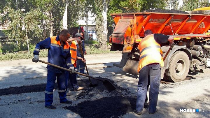 В Омске проверят 200 дорог, чтобы узнать, какой ремонт им нужен