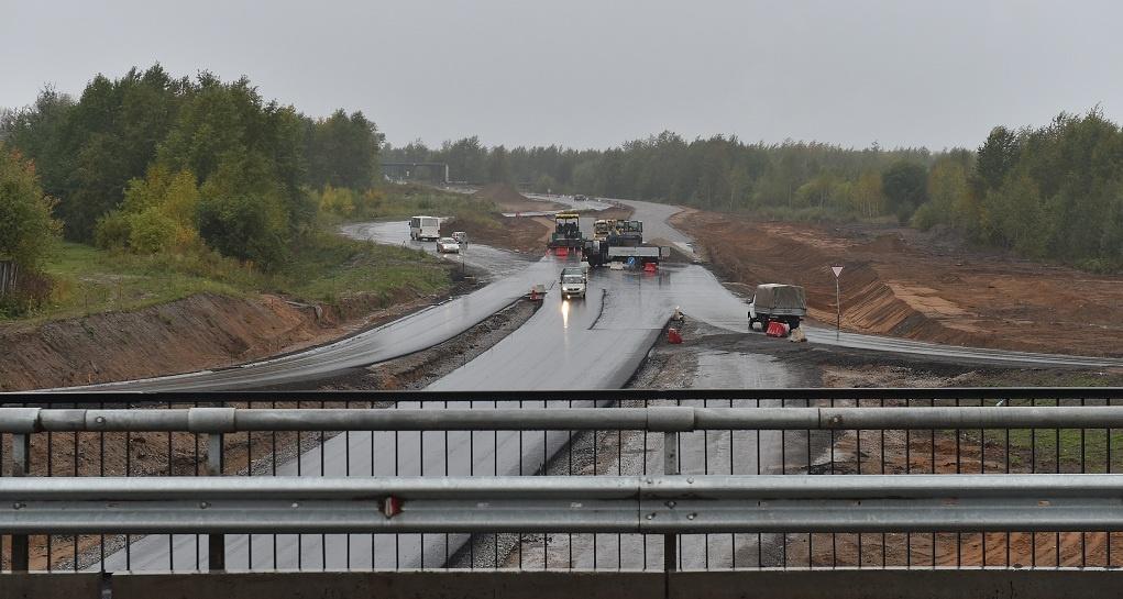 Между Березниками и Соликамском ежедневно проезжают около 20 тысяч машин