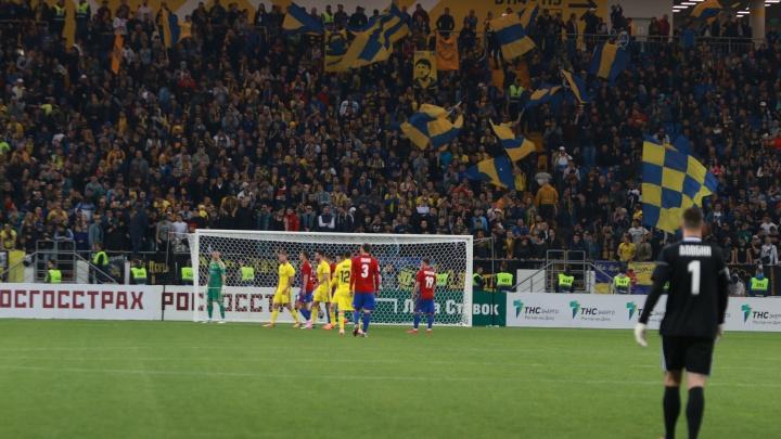 Билеты на первый матч «Ростова» в этом сезоне поступили в продажу