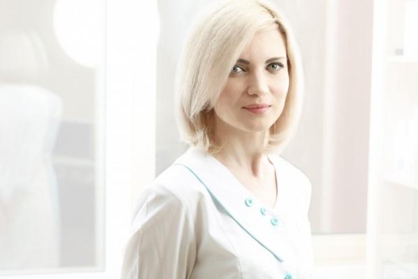 Екатерина Сергеевна Ногайцева, маммолог, онколог, пластический хирург «Клиники Пасман»