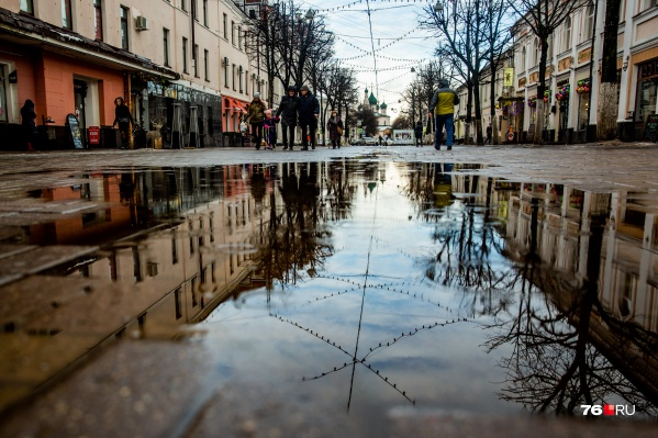 Синоптики прогнозируют, что на этой неделе в ЦФО погода будет почти как в апреле