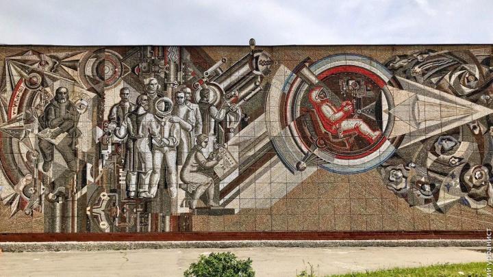 «Мы были, мы стремились к высокому»: урбанист Лев Владов — о позабытой космической мозаике