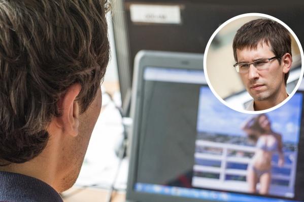 Интернет может свести с ума, уверен журналист Артём Краснов, но об этом редко говорят