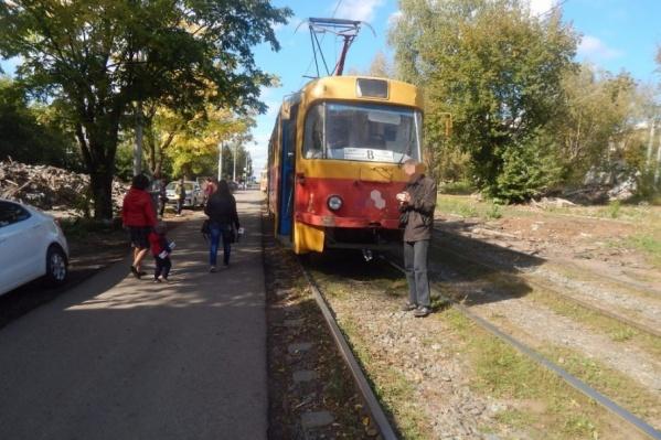 Проверка покажет степень вины водителя трамвая