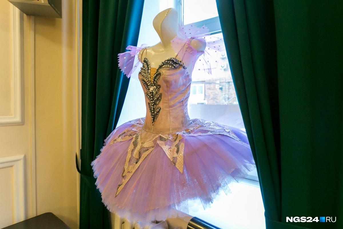 В Красноярске студенты колледжа устраиваются в труппу в театр оперы и балета или музыкальный театр