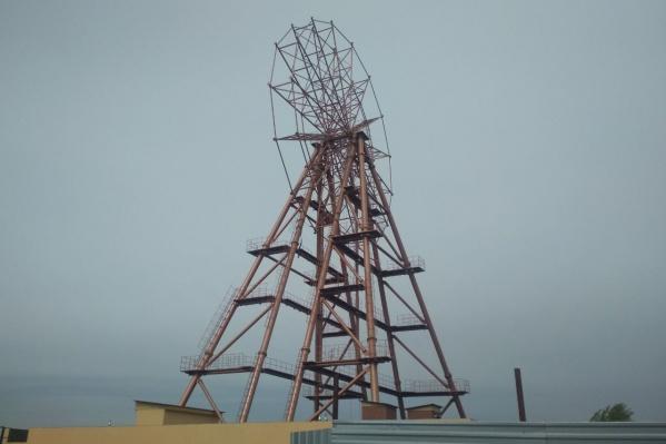 Новое колесо обозрения на набережной будет 70 метров в высоту