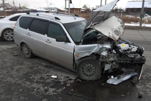26 декабря в Кургане стало днём жестянщика и травм среди пешеходов и пассажиров