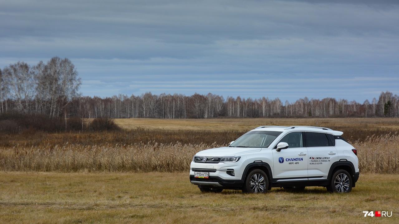 По цене Changan CS35PLUS близок к основным конкурентам — Hyundai Creta, KIA Soul, Renault Kaptur