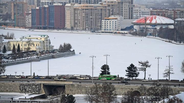 Европейская зима: разбираемся, почему на Урале аномальное тепло и когда же выпадет снег