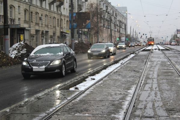 Участок улицы Уральской от Крупской до Розалии Землячки уже отремонтировали