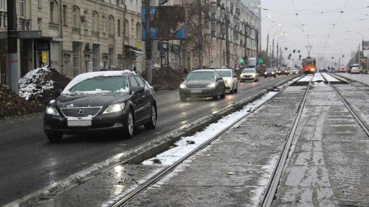 От Землячки до Висима. В Перми подготовят проект реконструкции трамвайных путей на улице Уральской