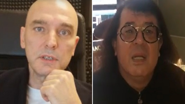 «Репутация дороже всего»: Игорь Корнелюк и Андрей Державин отказались приезжать в Ярославль