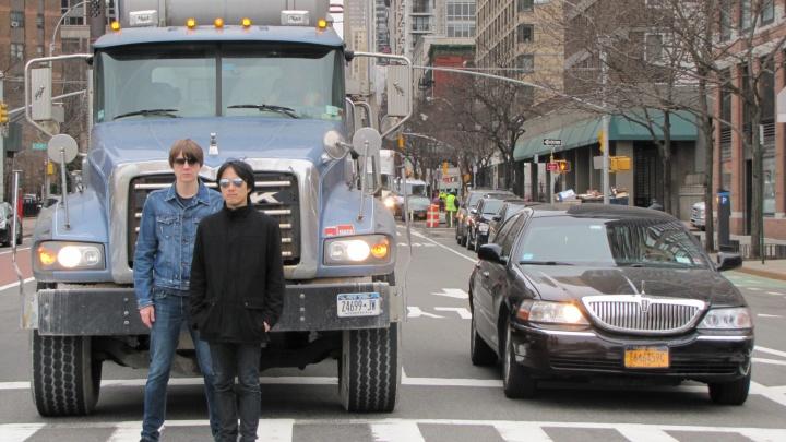 Уехавший в Нью-Йорк новосибирец записал альбом с музыкантом из Японии