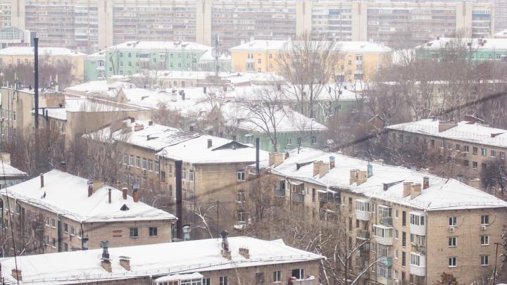 В Самаре цена за квадратный метр вторички выросла до 59 320 рублей
