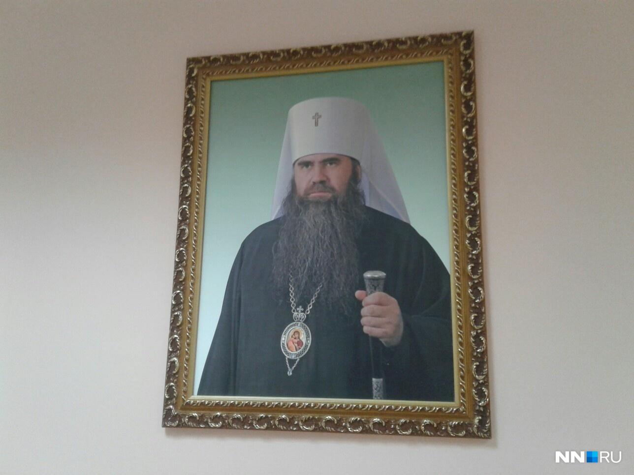 Здание преобразилось по благословлению Митрополита Нижегородского и Арзамасского Георгия