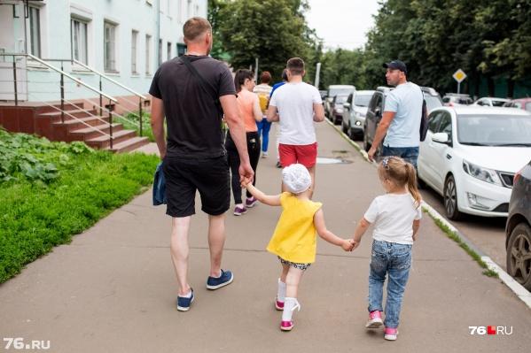 На второго ребёнка, по мнению Росстата, уходит в Ярославле 10 тысяч рублей в месяц