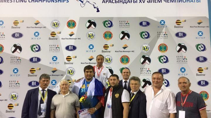 Спортсмены из Башкирии стали чемпионами мира по борьбе на поясах