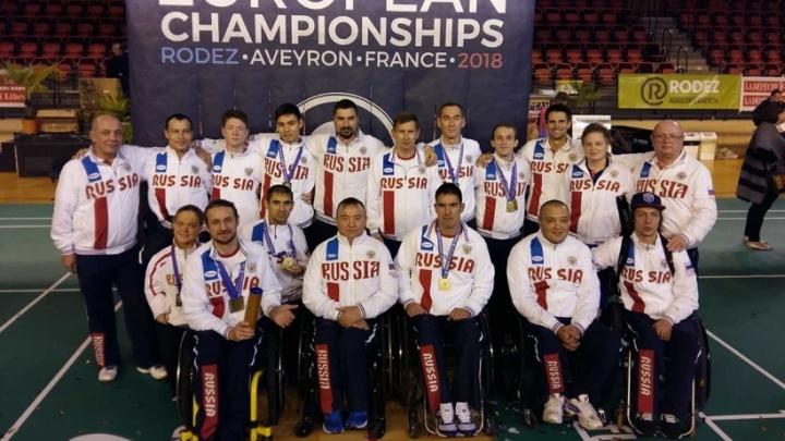 Архангельские спортсмены взяли две бронзы на чемпионате Европы по пара-бадминтону