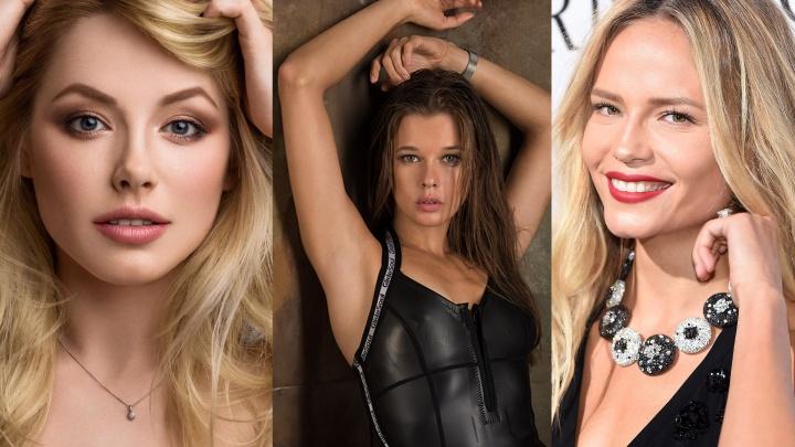 Бербер, Шпица и Поли. Три пермячки вошли в топ самых сексуальных женщин России журнала Maxim