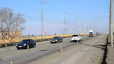 Мост ЖБИ в Кургане скоро разберут