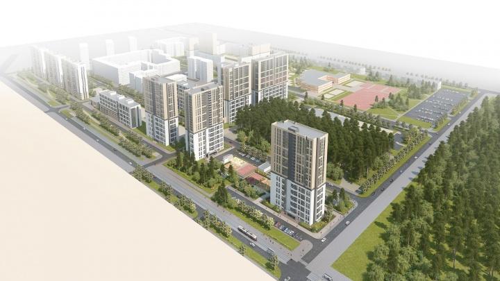 Практически новый микрорайон: на Старой Сортировке построят 190 тысяч квадратных метров жилья
