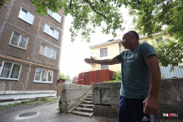 У жителей дома на Кыштымской, 28 накопилось немало вопросов к управляющей организации