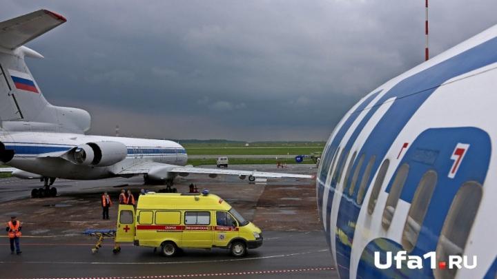Компания Utair прокомментировала экстренную посадку рейса Уфа — Когалым