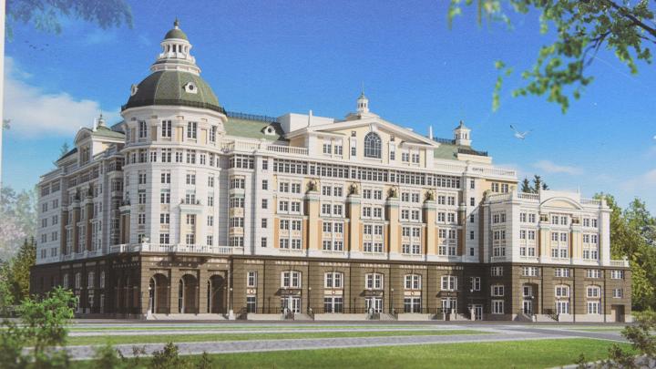 Новая Вайнера и «Дели»-дворец: 7 проектов реновации Екатеринбурга
