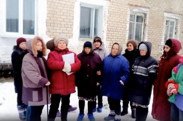 Жители улицы Стройгородок пожаловались на невыносимые жилищные условия<br>