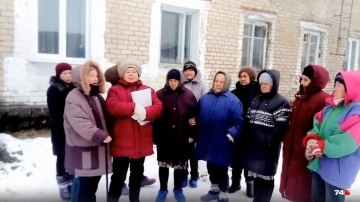 Дубровский ответил на обращение жителей барака, пострадавшего от землетрясения на Южном Урале