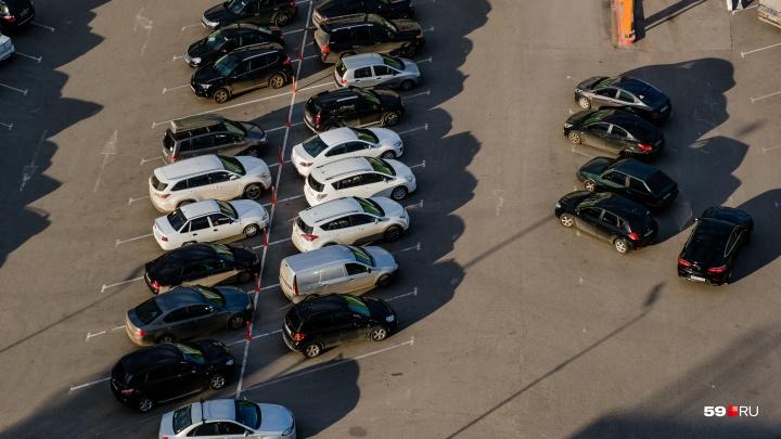 В 2019 году у пермяков арестовали 850 автомобилей на 365 миллионов рублей