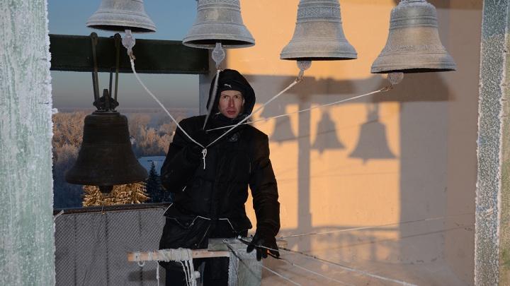 «Хрустальные звоны» в Крещенскую ночь: в Каргополь съедутся лучшие звонари со всей России