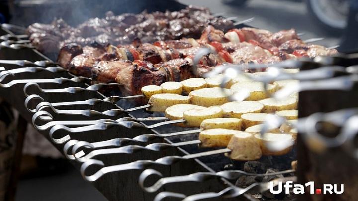 Индекс шашлыка: сколько стоит в Уфе главное блюдо майских выходных