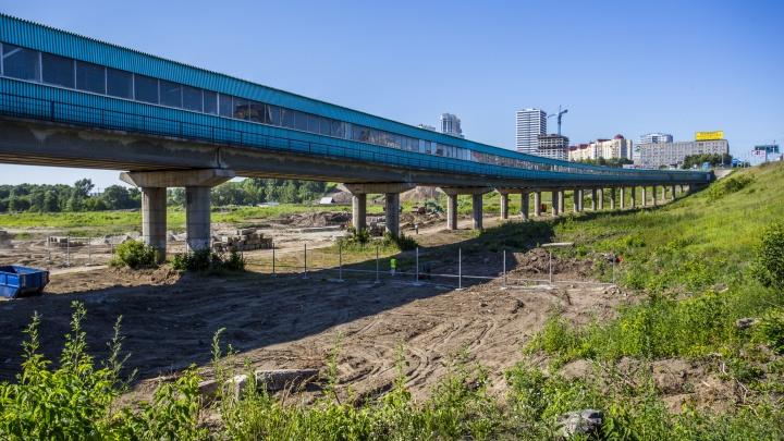 Власти определили, сколько денег в этом году потратят на станцию метро «Спортивная»