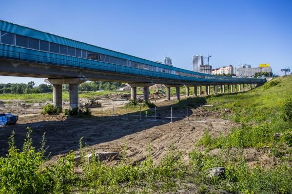 Несколько сотен миллионов потратят на разработку документов и строительство части станции