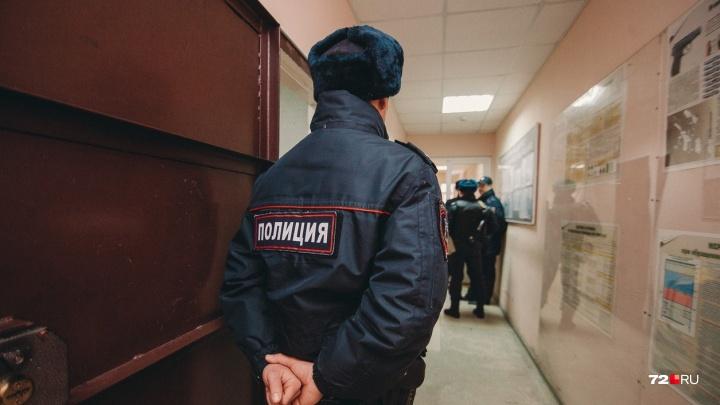 В Тюмени двух полицейских подозревают в превышении полномочий
