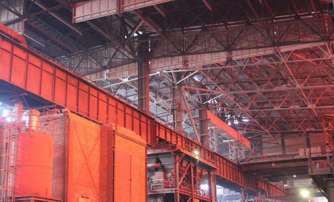 «Под газоочистку отводов нет»: в Волгограде цех «Красного Октября» 10 месяцев простоял без крыши