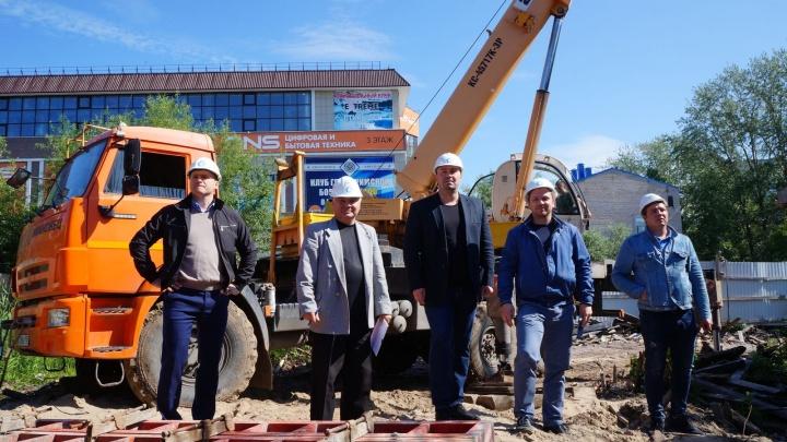 В Архангельске отменили залог в 3% для подрядчиков, выполняющих капремонт