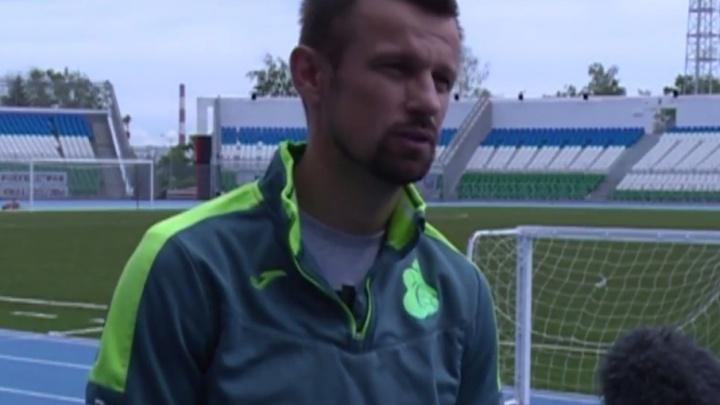 Сергей Семак надеется переманить в «Уфу» «зенитовца»