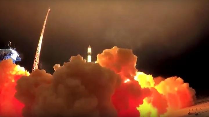 Три космических аппарата Минобороны РФ выведены на расчётную орбиту с космодрома Плесецк