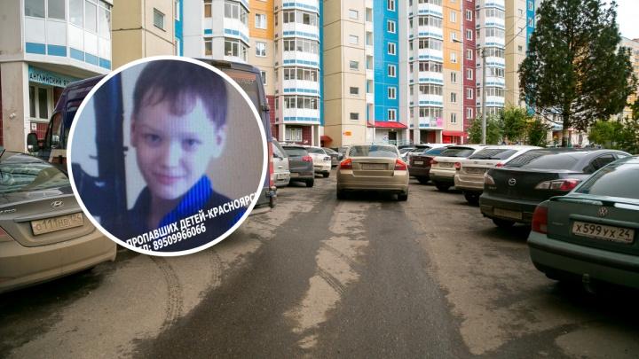 Мальчик в одних тапочках убежал из дома после мелкой ссоры и пропал