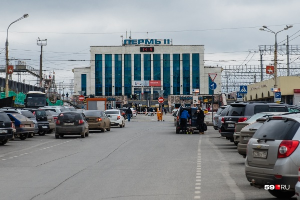 Новый ТПУ на базе вокзала Пермь II, помимо железнодорожной развязки, включит в себя автовокзал