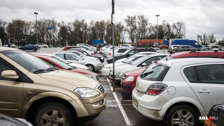 От платных стоянок до лимита на въезд в центр: как власти Ростова будут решать проблему с парковками