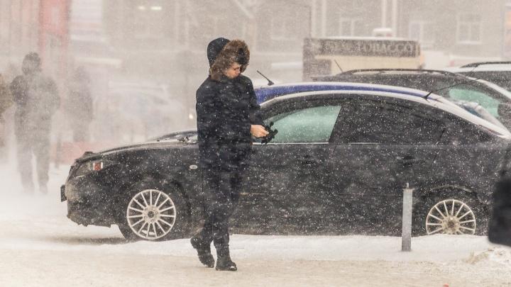 Новосибирское МЧС объявило экстренное предупреждение: жителей предупредили о сильном ветре до 23 м/с
