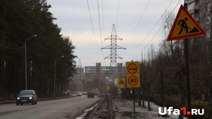 Незаделанные люки и разбитые тротуары: как в Уфе отремонтировали дороги