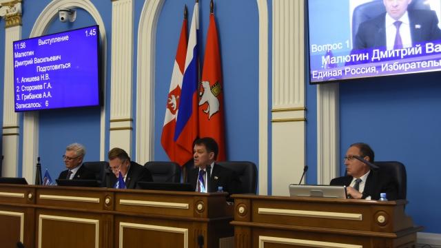 В Перми утвердили бюджет на 2020–2022 годы
