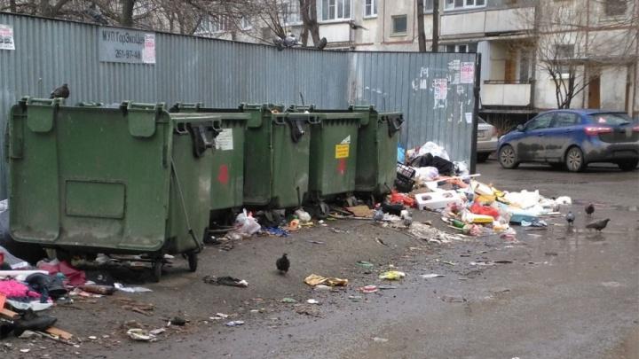 В Челябинске выбрали компанию, которая построит мусорный полигон за 3,5 миллиарда
